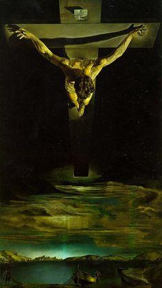 Gosto muito da obra de Salvador Dalí. Acho-o mega foda, um daqueles poucos artistas que considero toda a carreira impecável. Gosto do fato dele misturar universos oníricos, mundos surreais e situaç…