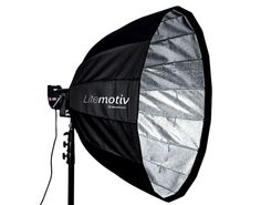 Elinchrom has unveiled a number of new lighting gadgets for the Photokina trade show this year, including a new softbox called the Litemotiv.