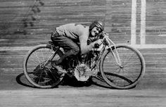 Classic Board Track Racer
