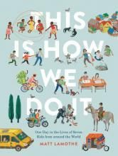 This Is How We Do It: One Day in the Lives of Seven Kids from around the World (Easy Reader Books, Children Around the World Books, Preschool Prep Books) by Matt Lamothe - Chronicle Books Beginning Reading, Free Reading, Good Books, Books To Read, My Books, Library Books, Library Corner, Main Library, Library Ideas