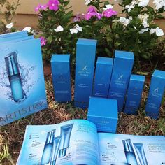 Artistry Hydra-V Order Your Skin Care System Today! System Designed to Refresh, Replenish, and Revitalize your skin. Discover the ultimate in pure hydration for all skin types- dry, oily & normal to combination skin.