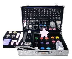 Konad Nail Art Kits Set Salon Cool