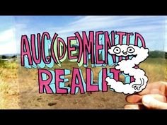 "Our World Gets a Little More Animated in This Cool ""Aug(de)mented Reality"" Video! - Cheezburger"