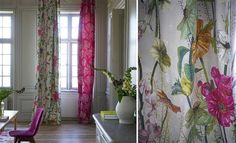 Made to measure Curtains Stafford Designers Guild fabric,Designers Guild wall coverings / wall papers, Designers Guild Paint, Designers Guild Furniture, Designers Guild Rugs and Accessories stocked by FunkyWunkyDooDahs Limited - Inspired Interiors, 2 Gaol Mews, Gaol Road, Stafford, ST16 3AN. Tel 01785229306. Made to measure Curtains, made to measure blinds, pelmets