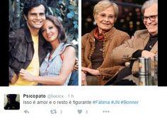 Com o fim desse casamento, o jeito é se apegar na eterna união de Tarcísio Meira e Glória Menezes. (Reprodução/Twitter)