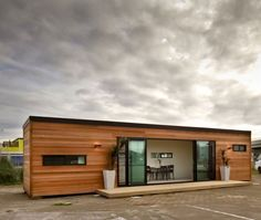 Creative House Built With Container 46