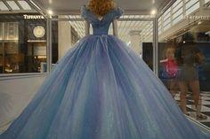 New Cinderella dress! ❤️❤️❤️