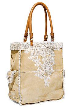 Ermanno Scervino - Women's Bags & Belts - 2010 Fall-Winter
