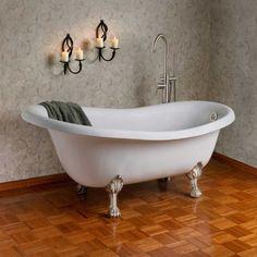 Standard Bathtub Size Freestanding Bath ~ http://lanewstalk.com ...