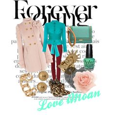 Forever Young, created by achibella
