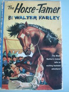 Vintage Book The Horse Tamer Walter Farley on Etsy, $20.28 CAD