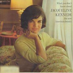 Iconic hairstyle - Jackie Kennedy's pillbox bob
