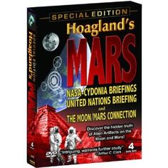 Hoagland's Mars - United Nations Briefing, Moon Mars Connection