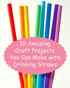 24 Best Straw Projects Images Straw Art Straw Projects Straws