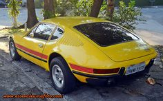 VW SP2 made in Brasil !