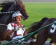 John Campbell, Hall of Fame harness racing driver and leading driver in the history of the sport