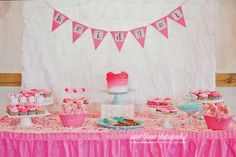 Dayton Ohio 1st Birthday Party Photographer Sweet Bloom Photography Baby Girl Barbie