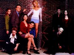 Buffy The Vampire Slayer (RIP - 7 seasons from '97 - '01 on WB & '01 - '03 on UPN)
