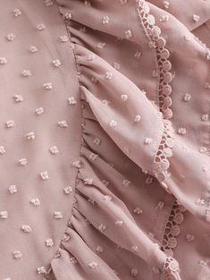 Burqa Designs, New Kurti Designs, Ruffle Skirt, Ruffles, Girls Fashion Clothes, Fashion Dresses, Sleeves Designs For Dresses, Pakistani Dress Design, Swiss Dot