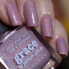piCture pOlish 'Grace' nails by Jasmyn WOW available soon!  www.picturepolish.com.au