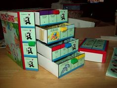Upcycled Crafts Reuse Ways To Recycle - Top 10 Ways To Recycle Monopoly Boards And Game Pieces. Board Game Box, Old Board Games, Game Boards, Shadow Box, Monopoly Board, Monopoly Money, Monopoly Crafts, Monopoly Game, Fun Crafts
