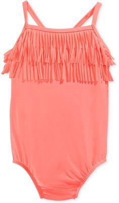 Carter's Baby Girls' One-Piece Fringe Swimsuit Original price: $30 - Sale price: $14.99
