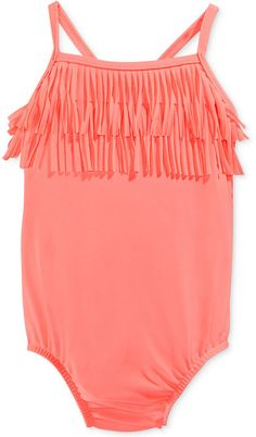 Carter's Baby Girls' One-Piece Fringe Swimsuit Original price: $30 - Sale price: $14.99