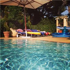 Nothing beats a chlorine-free pool.