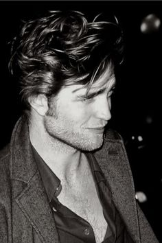 Oh the hair!!! The jaw!!! The scruff!!! Ovaries have EXPLODED!!!