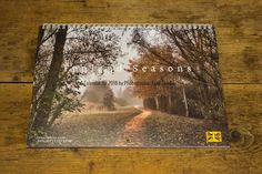 'Fenland Seasons' Landscape Art Calendar by Photographer Tony Coleby (English)