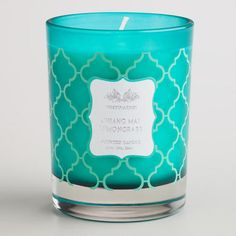 One of my favorite discoveries at WorldMarket.com: Lemongrass Chaingmai Destinations Candle