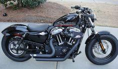 Harley Davidson 48.