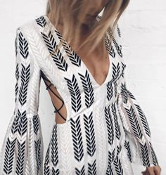 I like this kind of boho, not too colorful and overloaded with stuff.