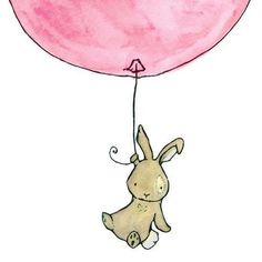 "'Bunny"" Illustration"