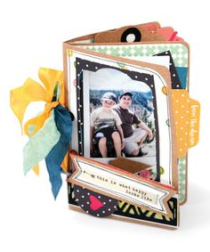 Sizzix Mini Album Die-Cut Set | zulily