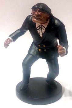 """Java di Martin Mystère, numero 48 della """"Fumetti 3D Collection"""" (2011) #Miniatures #Figures #Fumetti3D #SergioBonelliEditore #MartinMystere #Java"""