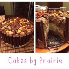 Death by Dessert! Reese's overload!