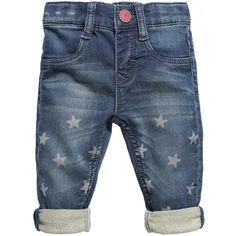 Levi's Baby Girls Soft 'Starflee' Jeans with Stars at Childrensalon.com