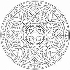 blog con muchísimos mandalas para pintar :D    many many many mandalas for coloring c: