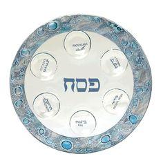Mediterranean Sea Seder Plate
