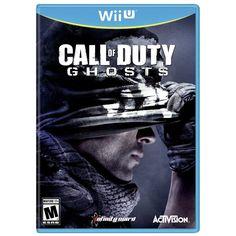 Wii U - Call Of Duty Ghosts