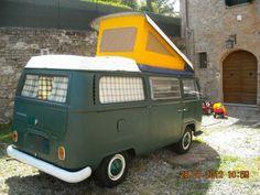 1968 #Volkswagen Transporter Westfalia T2A for sale - € 11.500 #vw
