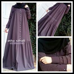 Abaya Fashion, Modest Fashion, Skirt Fashion, Fashion Outfits, Muslimah Clothing, Hijab Evening Dress, Hijab Style Dress, Modele Hijab, Mode Abaya