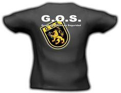 Camiseta en impresión directa a todo color. Distintas tallas. Colores: Negro, blanco y gris Precio; 19€