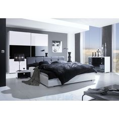 Bedroom Designs Photos | Interior Design | Modern Interior Design |... ❤ liked on Polyvore
