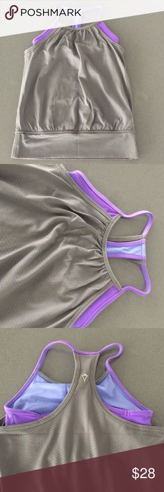 Ivivva size 7 Like new, daughter tried on once and it was not her style Ivivva Tops Tank Tops