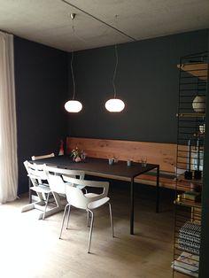 Alias Segesta, Wohnungseinrichtung, Fensterdekorationen, Beleuchtung
