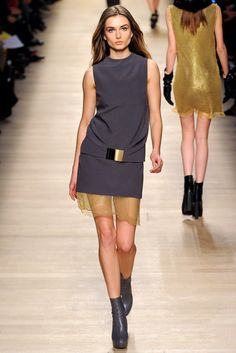 Paco Rabanne - Fall 2012 Ready-to-Wear