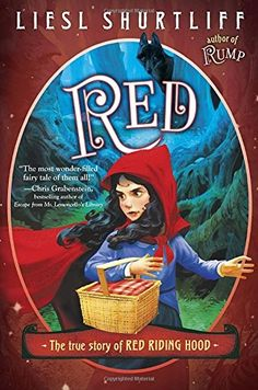 In this modern fairy tale children's book, we encounter Red Riding Hood and Goldilocks, as each girl struggles to find her inner strength.
