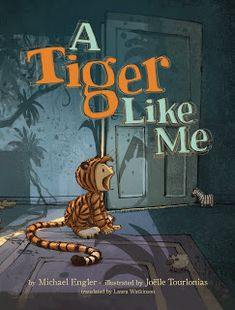 Enter to win 1 of 3 copies of A Tiger Like Me by Michael Engler! Plus, everyone gets a free printable jungle safari book to fold into a mini origami book!